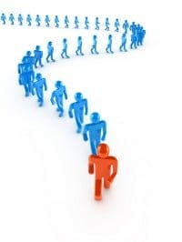 Tenha uma liderança eficiente