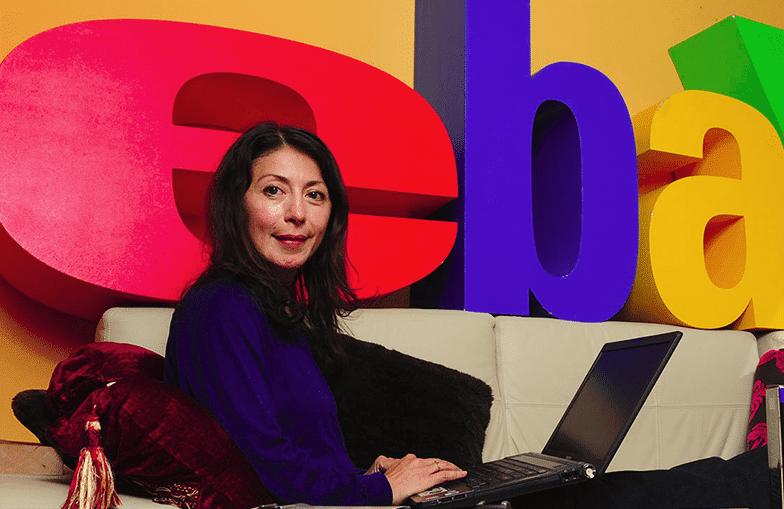 O olhar feminino no controle de atividades – o caso do eBay