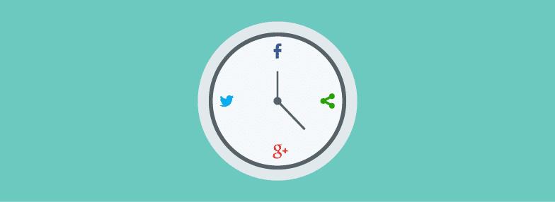 Gestão do tempo: Como usar as redes sociais no trabalho