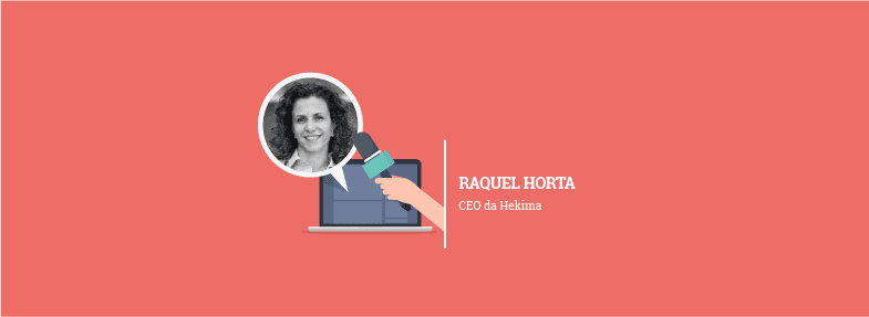"""""""O futuro será liderado por aqueles que souberem resolver problemas complexos"""" – Rachel Horta"""