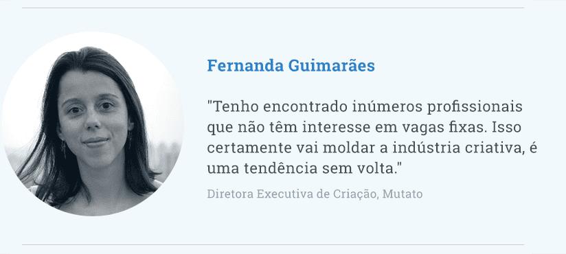 Fernanda Guimarães - Meu trabalho
