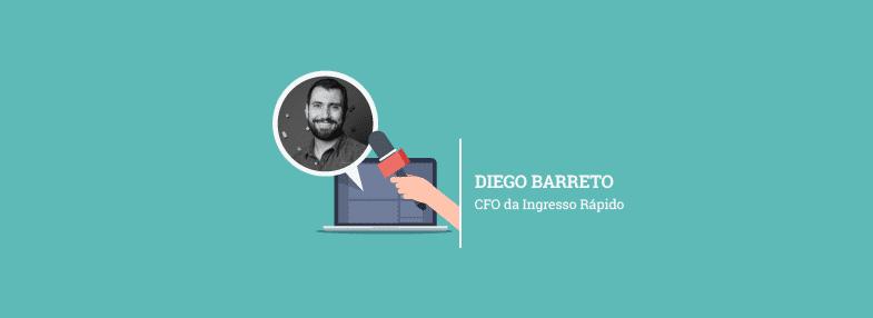 """""""Você pode ter boa receita e bom lucro com um produto à beira de desaparecer"""" – Diego Barreto"""